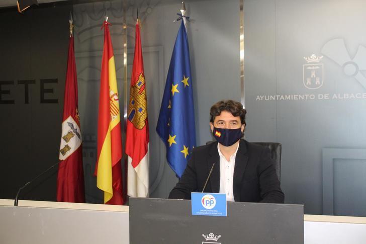 El PP de Albacete pide un protocolo de actuación para la Policía cuando intervenga en viviendas ocupadas