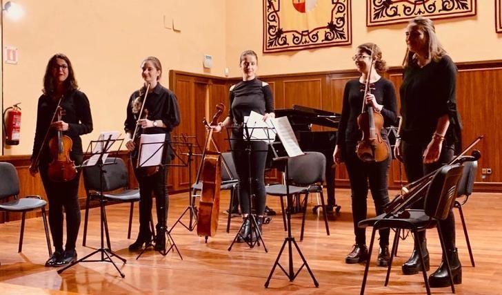 El Conservatorio de Música de la Diputación de Albacete clausura el Curso 2018/19 con un concierto especial, en el Teatro Circo