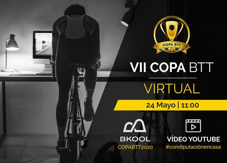 La Diputación de Albacete organiza el próximo domingo una Copa BTT Virtual