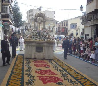 Hellín celebrará el Corpus Christi sin aglomeraciones y de manera adaptada a la crisis sanitaria