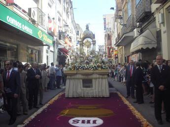 Hellín suspende los actos del día del Corpus y peatonaliza varias calles durante la fase 1