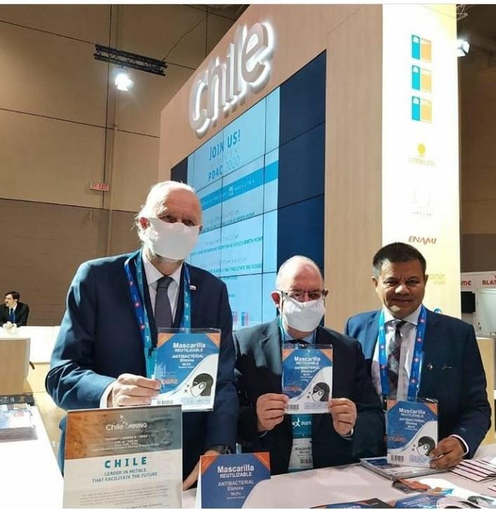 Llegan a España las mascarillas de Cobre Cu, una innovadora tecnología patentada que da una vida útil de 6 meses