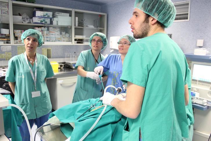 Atención Integrada de Albacete participa en un curso para perfeccionar técnicas de recuperación tras la cirugía