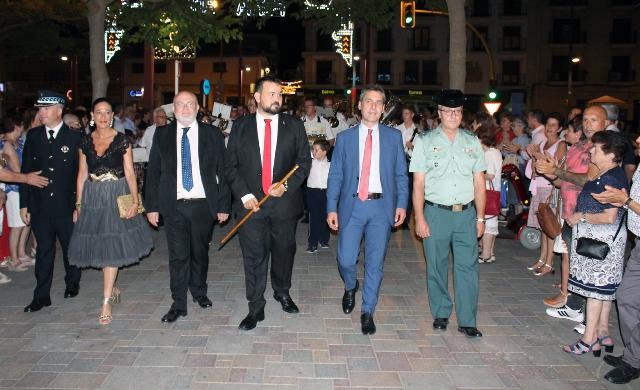 La Roda (Albacete) vive con alegría los primeros actos de sus fiestas mayores