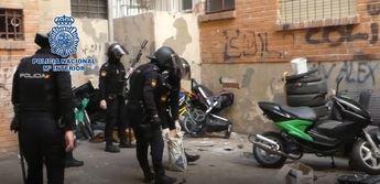 Detenidas 48 personas en una operación contra el menudeo de drogas en Albacete