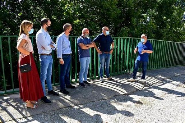 Las intervenciones en Alpera e Higueruelas ponen fin al Convenio de Caminos de Junta y Diputación de Albacete