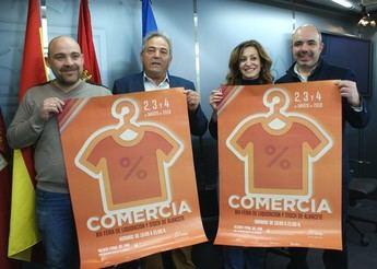 El comercio de Albacete celebra la XIII edición de la feria de liquidación y stock con grandes descuentos