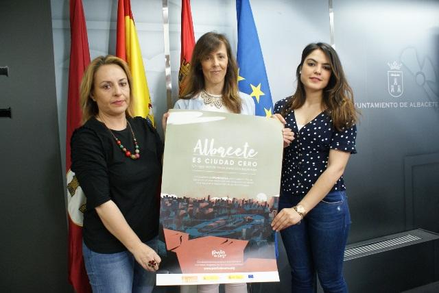 """La Fundación Secretariado Gitano de Albacete presenta la campaña solidaria """"Partir de Cero"""""""