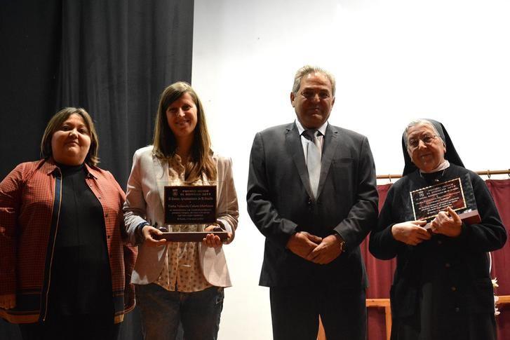 Agustina Sánchez y Yolanda Calero ganan el Premio Mujer El Bonillo 2019
