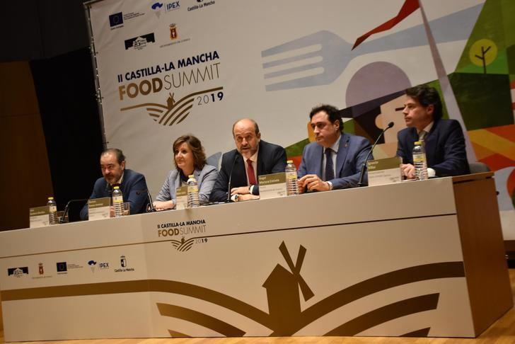 La II edición de la feria agroalimentaria 'Food Summit' se celebra en Cuenca