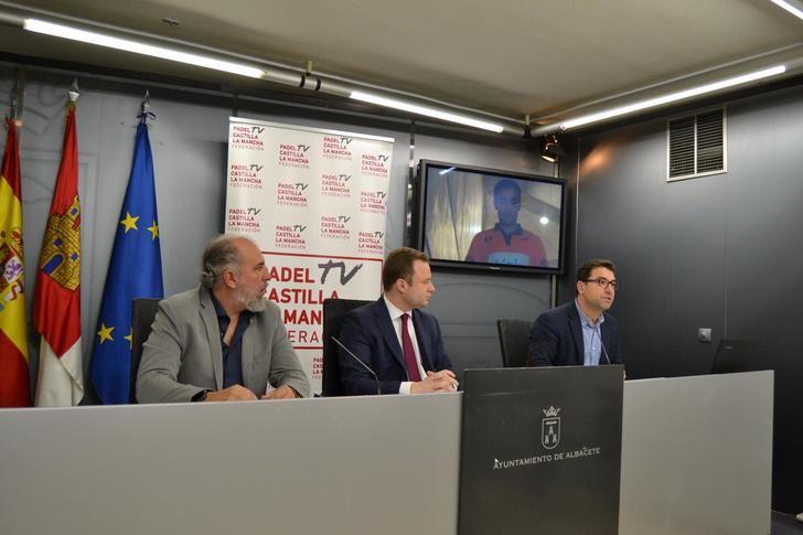 Albacete acogerá el challenger inaugural del World Padel Tour 2020