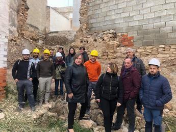 Resultados positivos de la existencia de una fortaleza musulmana junto a las Torres de Isso (Hellín)