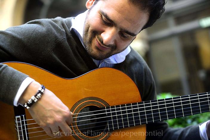 La casa de la cultura José Saramago acoge dos master class y un concierto del artista Diego del Morao