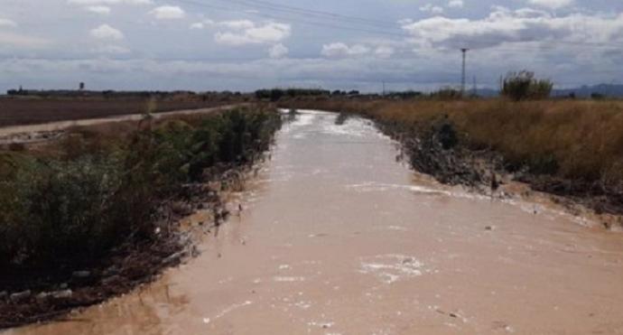 La DANA deja grandes precipitaciones en la cuenca del río Segura pero sin incidencias significativas