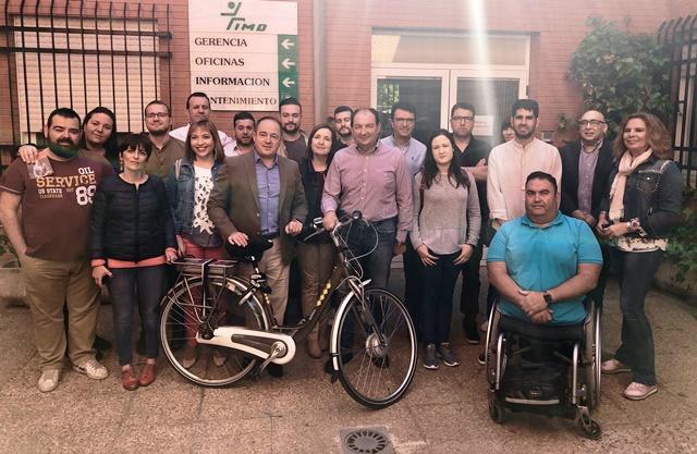 Emilio Sáez (PSOE) compromete 3,5 millones de inversión para las instalaciones deportivas de Albacete