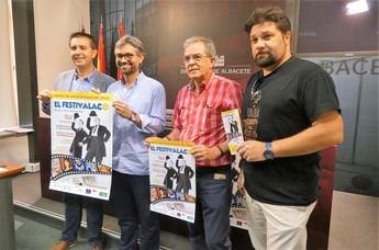 'El Festivalaco del Humor' de Alcalá del Júcar se celebra del 26 al 28 de julio