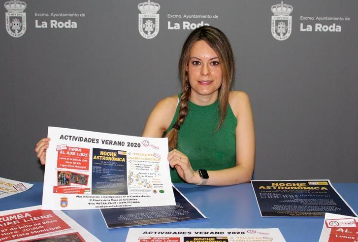 El Centro Joven de La Roda propone actividades gratuitas y al aire libre para todos los públicos