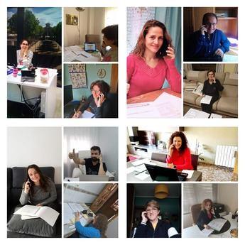 15 voluntarios atienden más de 400 llamadas para informar a la ciudadanía de Albacete sobre el coronavirus