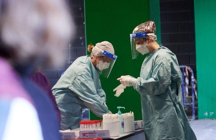 Los casos siguen aumentando en C-LM hasta contabilizar 1.020, en una jornada sin fallecidos