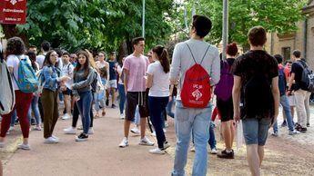 El 96 por ciento de los alumnos aprueba la EvAU en Castilla-La Mancha
