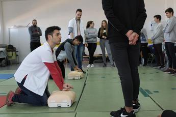 Atención Integrada de Villarrobledo evalúa los conocimientos en primeros auxilios de 300 jóvenes