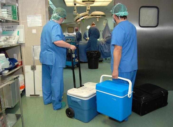 Castilla-La Mancha aumenta la donación de órganos en el primer trimestre del año