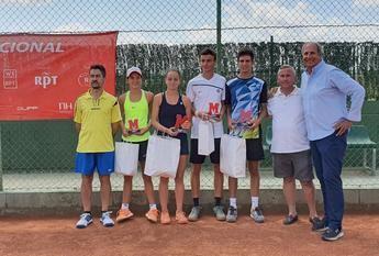 Pedro Ródenas y Lucía Martínez, campeones en Albacete del Torneo Marca