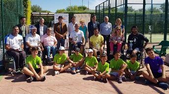 Arturo Montes gana su primer Trofeo Ciudad de Albacete de Tenis en silla de ruedas