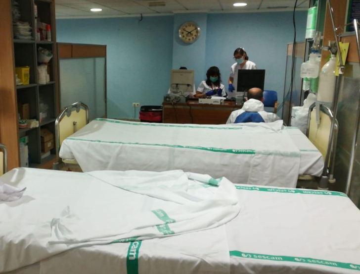 Atención Integrada de Albacete habilita nuevos espacios para aumentar la capacidad de respuesta de los hospitales