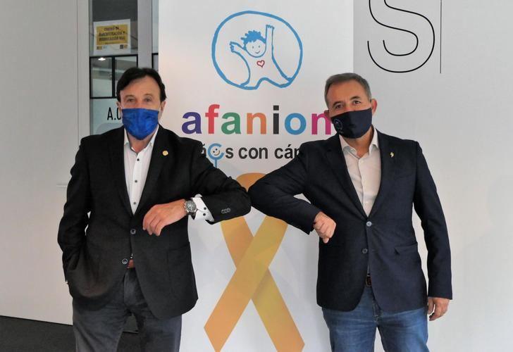 FEDA colabora con AFANION para dar visibilidad al cáncer infantil en el mes de sensibilización