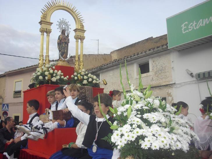 La Concejal de feria y fiestas estudia reinventarse para celebrar la feria de Hellín