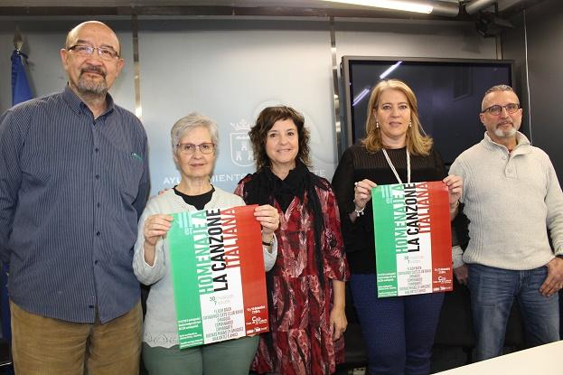 La casa de la cultura José Saramago acoge un homenaje a la música italiana organizada por la asociación Amigos del Jazz