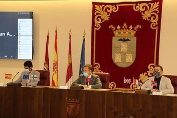 El Ayuntamiento de Albacete acoge la primera edición del Festival de la Participación Infantil