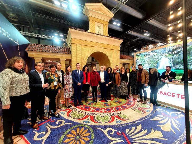 El turismo como fuente de oportunidades en el día de Albacete en FITUR