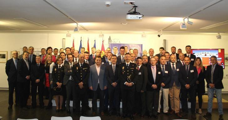 El alcalde de Albacete agradece a la Policía Nacional la gran labor que realiza en la ciudad