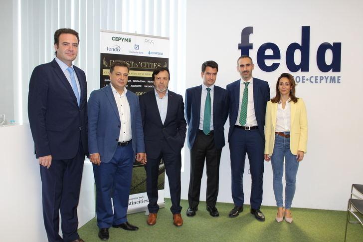 Inaugurado en Albacete el Encuentro de Inversión 'Invest in Cities'