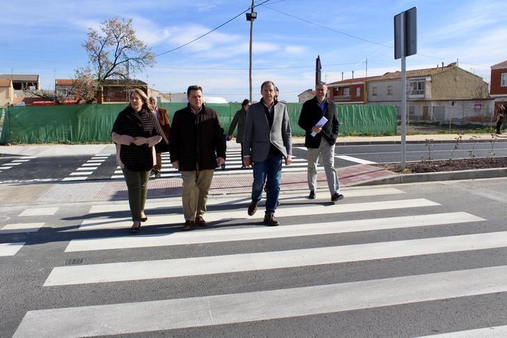 Las obras de desdoblamiento de los carriles de la AB-20 mejorarán las comunicaciones de la ciudad de Albacete