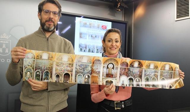 Presentado el documental 'El lienzo de Don Casimiro' en el interior de la Catedral de Albacete