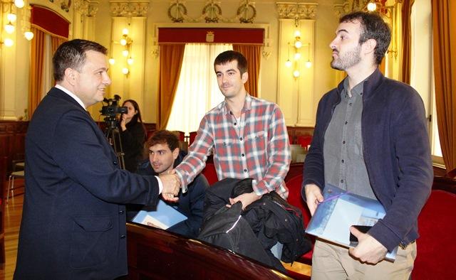 Albacete es sede estos días del XXXVIII Concurso Nacional de Jóvenes Pianistas