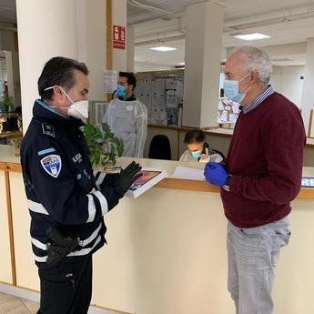 La Policía Local de Albacete realiza más de 168.000 actuaciones desde el Estado de Alarma