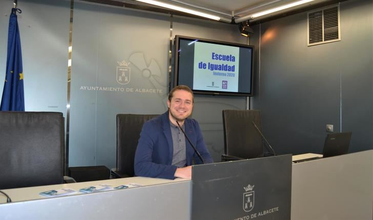 La 'Escuela Municipal de Igualdad' de Albacete programa 20 actividades online de sensibilización