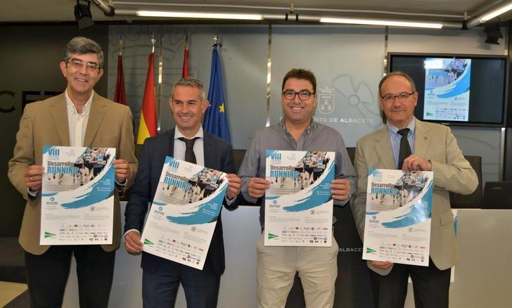 Albacete celebra el próximo domingo la carrera popular 'Desarrollo Running' apoyando a las personas con TEA