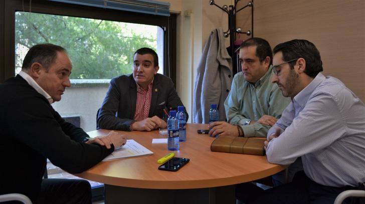 El Ayuntamiento de Albacete se implica con la Junta de Cofradías para fomentar la Semana Santa de la ciudad