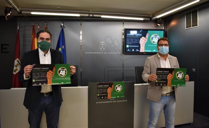 El Albacete Basket ofrece un abono para paliar los efectos del coronavirus en la economía del club
