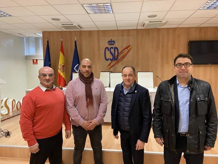 El Ayuntamiento de Albacete explora la instalación de un Centro de Tecnificación Deportiva en la ciudad