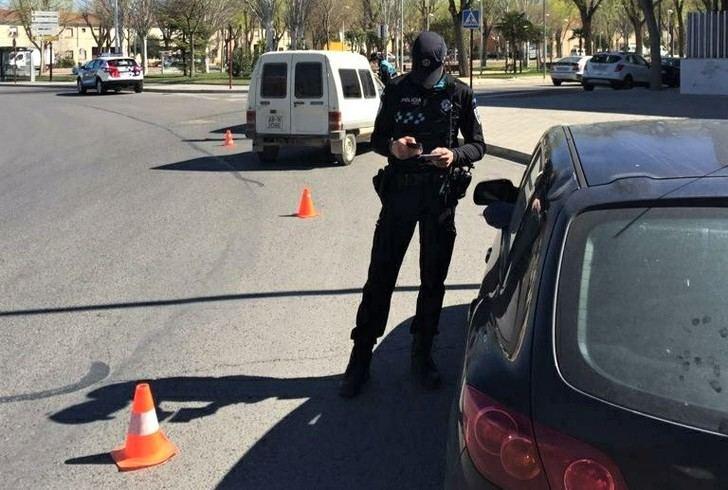 La Policía Local de Albacete participa en la campaña de vigilancia de las condiciones del vehículo