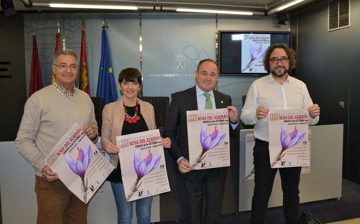 La pedanía Santa Ana (Albacete) celebra la XXXII edición del festival Rosa del Azafrán
