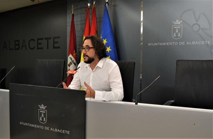 El PSOE plantea que Albacete se una a la Red de las Ciudades que Caminan