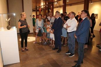 El Museo provincial de Albacete acoge la exposición 'Mujeres en el Arte'