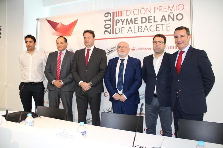El Gobierno de Castilla-La Mancha valora el trabajo de las Cámaras de Comercio e Industria de Albacete